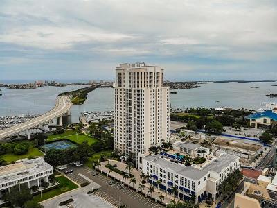 Clearwater, Clearwater Beach Condo For Sale: 331 Cleveland Street #702