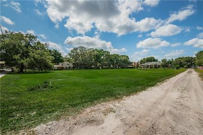 Tampa Residential Lots & Land For Sale: 15323 Lake Magdalene Boulevard