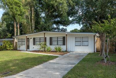 Tampa Single Family Home For Sale: 1904 E Robson Street