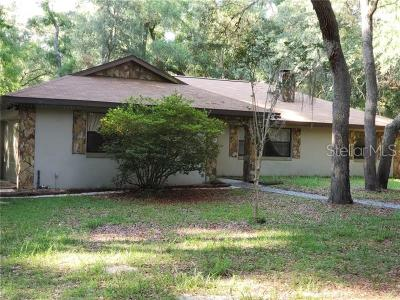 Levy County Single Family Home For Sale: 9331 NW 133rd Lane