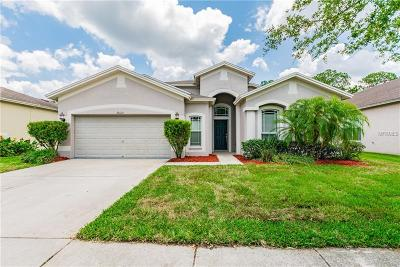 Zephyrhills Single Family Home For Sale: 35120 Deerfield Oaks Drive