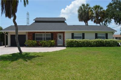 Single Family Home For Sale: 9923 River Drive