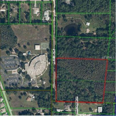 Wesley Chapel Residential Lots & Land For Sale: West Drive