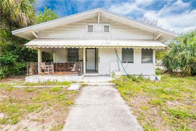 Tampa Single Family Home For Sale: 4507 N Nebraska Avenue