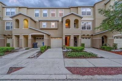 Tampa Townhouse For Sale: 4771 Tuscan Loon Drive