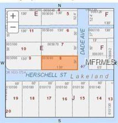 Lakeland Residential Lots & Land For Sale