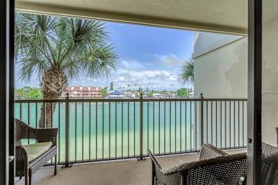 Treasure Island Condo For Sale: 7467 Bayshore Drive #303