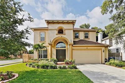 Tampa Single Family Home For Sale: 3902 W Corona Street
