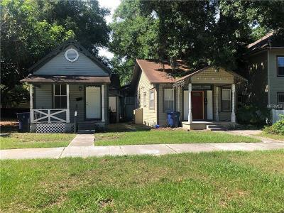 Multi Family Home For Sale: 308 W Amelia Avenue