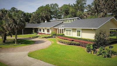 Ocala Single Family Home For Sale: 12950 NW 82nd Street Road
