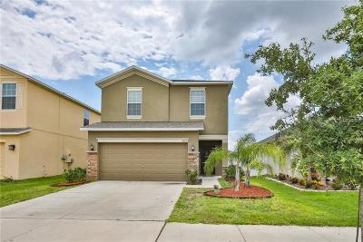 Ruskin Single Family Home For Sale: 1920 Hawks View Drive