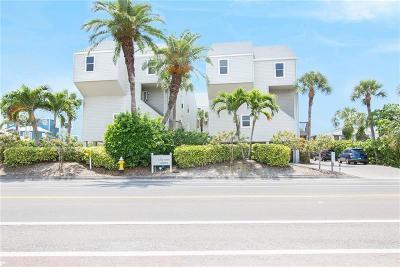 Indian Rocks Beach, Indian Shores Condo For Sale: 19930 Gulf Boulevard #2A
