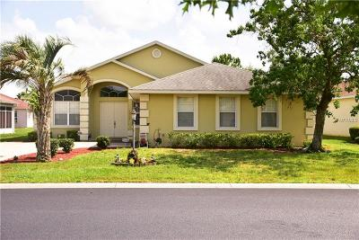 Ocala Single Family Home For Sale: 15538 SW 13th Circle