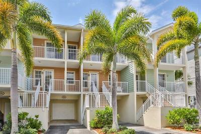 Townhouse For Sale: 3252 Mangrove Point Drive