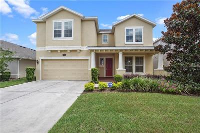 Tampa Single Family Home For Sale: 19231 Early Violet Drive
