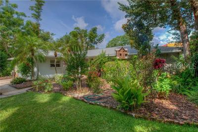 St Pete Beach, St Petersburg, St Petersburg Beach Single Family Home For Sale: 2143 Inner Circle S