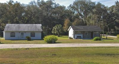 Zephyrhills Single Family Home For Sale: 1717 Partridge Boulevard