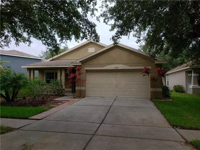 Riverview Single Family Home For Sale: 11607 Brookmore Way