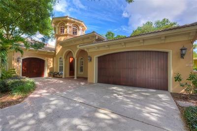 Tampa Single Family Home For Sale: 1909 Floresta View Drive