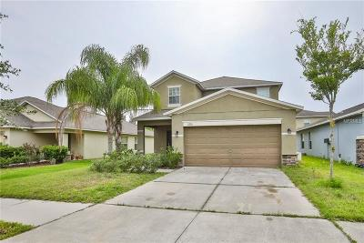 Ruskin Single Family Home For Sale: 2216 Richwood Pike Drive