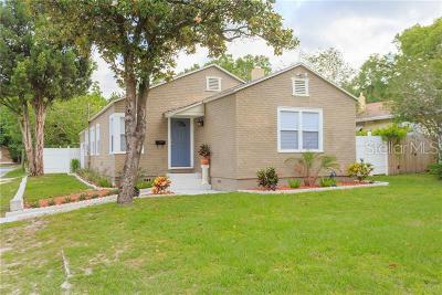 Tampa Single Family Home For Sale: 800 E Norfolk Street