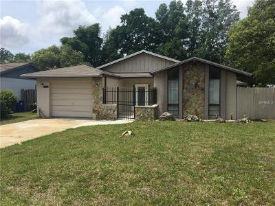 New Port Richey Single Family Home For Sale: 6701 Doon Street