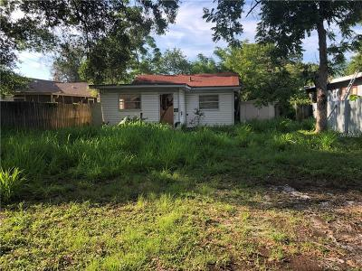 St Petersburg Single Family Home For Sale