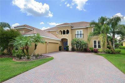 Tampa Single Family Home For Sale: 10546 Bermuda Isle Drive