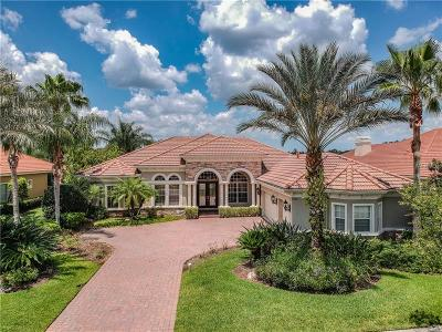 Tampa Single Family Home For Sale: 11804 Shire Wycliffe Court