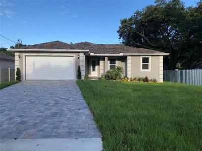 Hillsborough County, Hernando County, Pasco County, Pinellas County Single Family Home For Sale: 709 S 58th Street