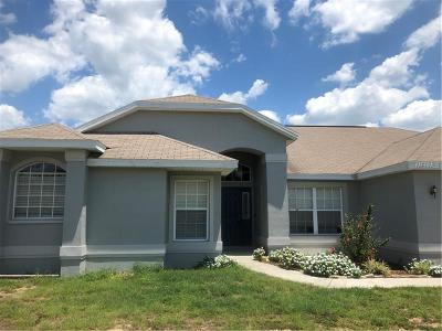 Winter Haven Single Family Home For Sale: 1037 Summer Glen Drive