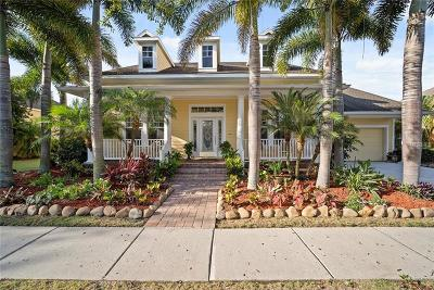 Apollo Beach Single Family Home For Sale: 618 Islebay Drive