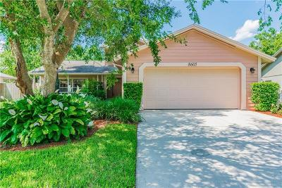 Tampa Single Family Home For Sale: 8605 Leighton Drive