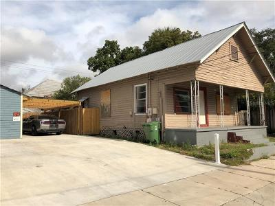 Single Family Home For Sale: 914 E 15th Avenue