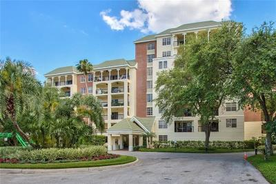 Hillsborough County, Pasco County, Pinellas County Condo For Sale: 1002 S Harbour Island Boulevard #1612