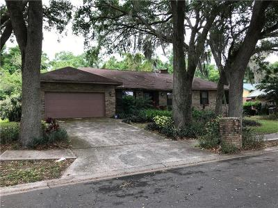 Hillsborough County Single Family Home For Sale: 2107 Herndon Street