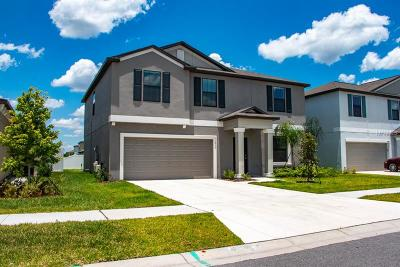 Wimauma, Wimauma` Rental For Rent: 14809 Crescent Rock Drive