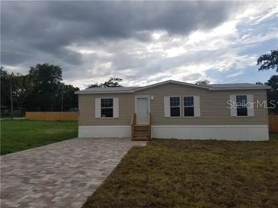 Dade City Single Family Home For Sale: 15139 Pinellas Avenue