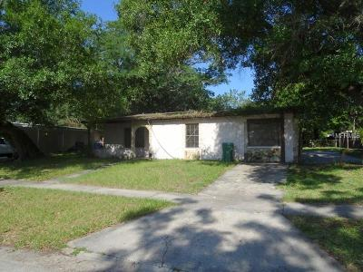 Single Family Home For Sale: 4616 Pompano Drive