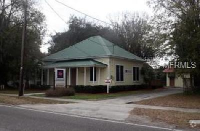 Plant City Commercial For Sale: 1005 E Reynolds Street