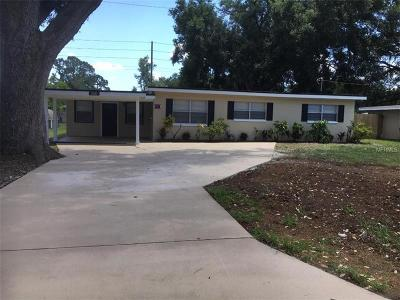 Bartow Single Family Home For Sale: 565 Forrest Drive