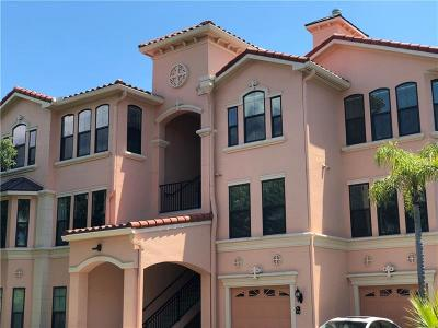 Hernando County, Hillsborough County, Pasco County, Pinellas County Rental For Rent: 2715 Via Capri #722