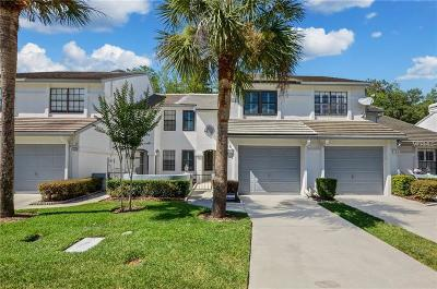 Tampa Townhouse For Sale: 4171 Brentwood Park