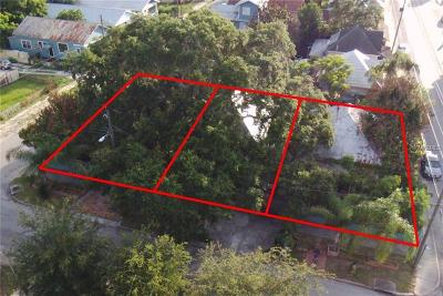 Tampa Residential Lots & Land For Sale: 2604 N 10th Street