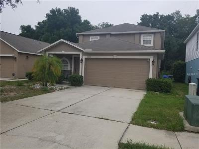Riverview Single Family Home For Sale: 10412 River Bream Drive