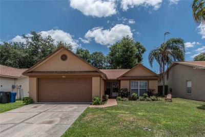 Valrico Single Family Home For Sale: 1125 Hardwood Drive