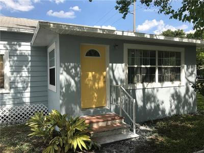 Tampa Single Family Home For Sale: 3925 W Broad Street