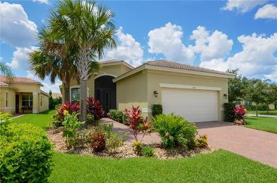 Wimauma Single Family Home For Sale: 5103 Indian Shores Pl