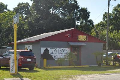 Hillsborough County Commercial For Sale: 3414 Orient Road