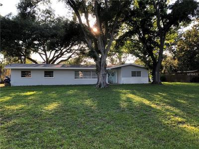 Clearwater Single Family Home For Sale: 1712 Robinhood Lane